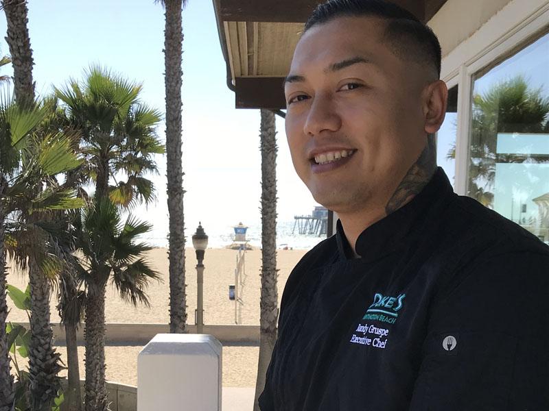 Chef Randy Gruspe – Duke's – Huntington Beach