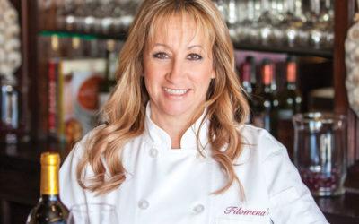 Chef Linda Johnsen – Filomena's – Costa Mesa