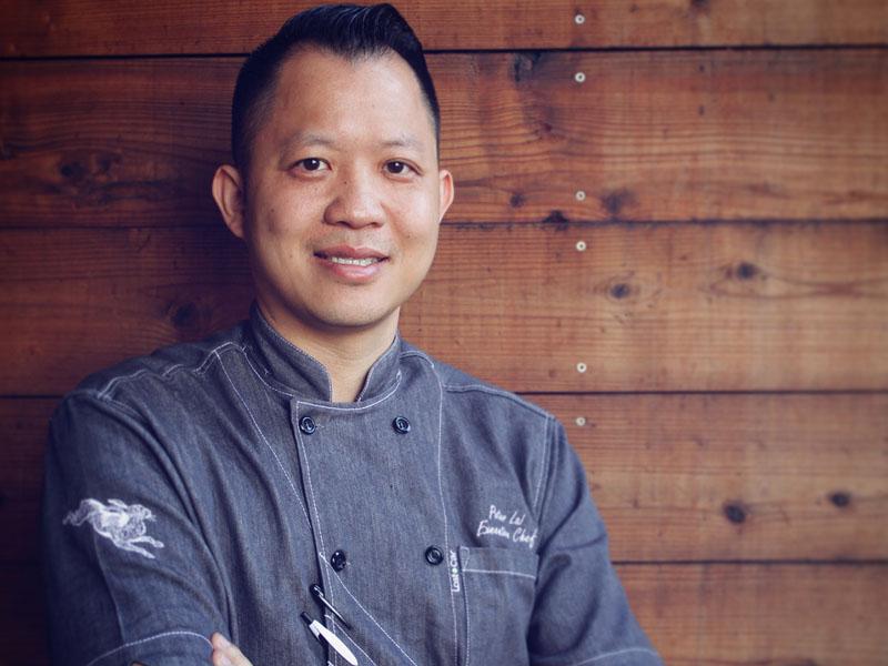 Chef Peter Lai – The Blind Rabbit Speakeasy – Anaheim