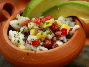 Scallop Ceviche - Molteni - Royal Hawaiian