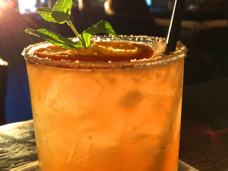 South of Nick's Margarita Making a Run for Champ Title