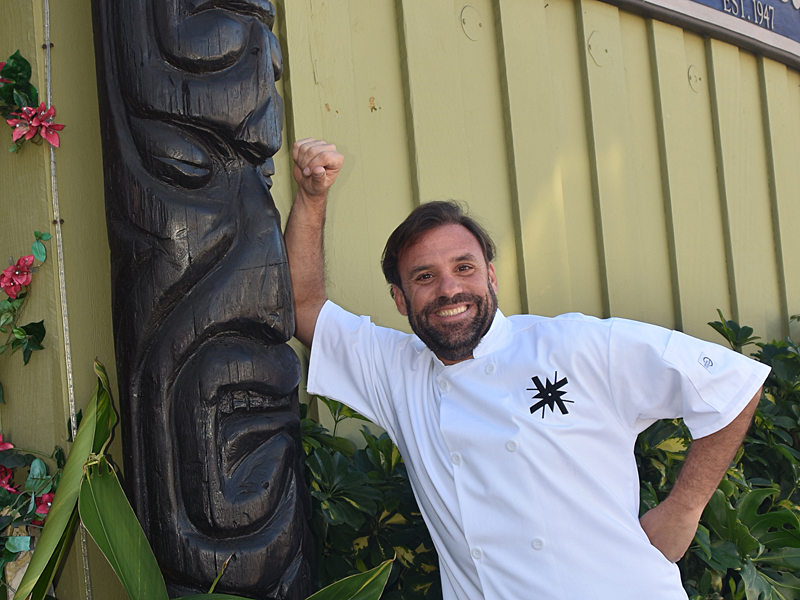 Popular Chef Maro Molteni Will Operate Royal Hawaiian
