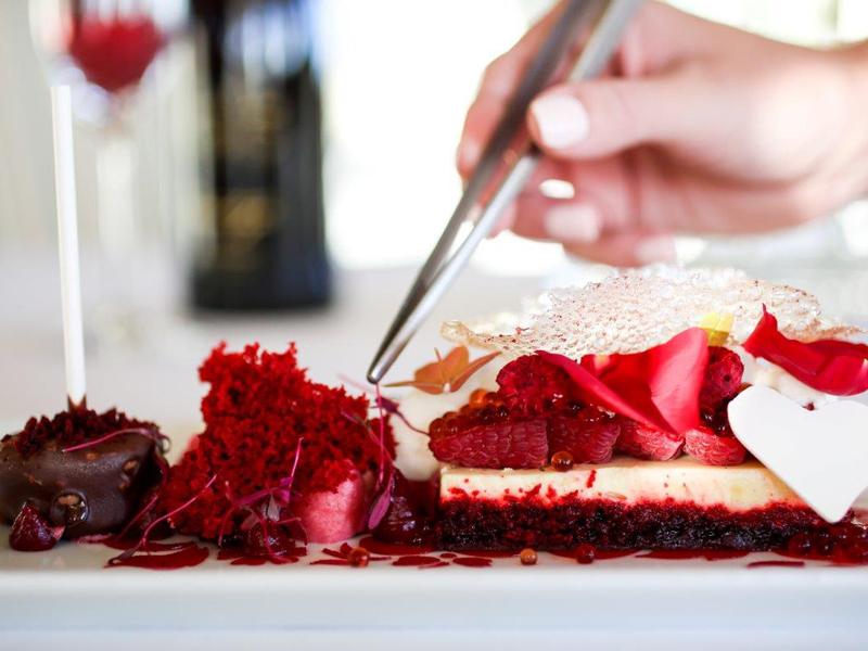 Laguna Chefs Share the Love on Valentine's Day