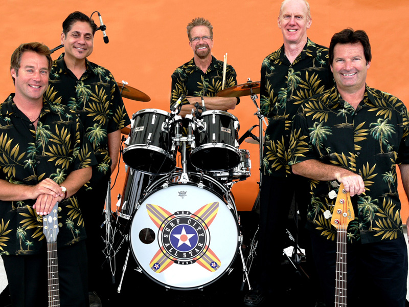 Dana Point Concert in the Park 2019 – Summer Luau