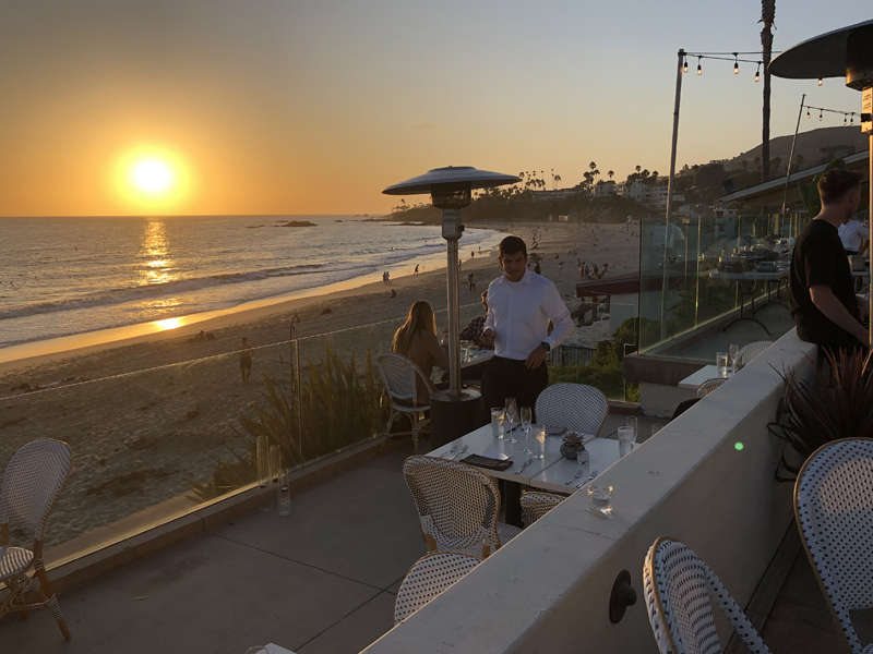 Dining Project OC Pops Up at Hotel Laguna