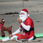 Annual Surfing Santa Starts Holiday Events With Heart - Nov 23-24, 2019