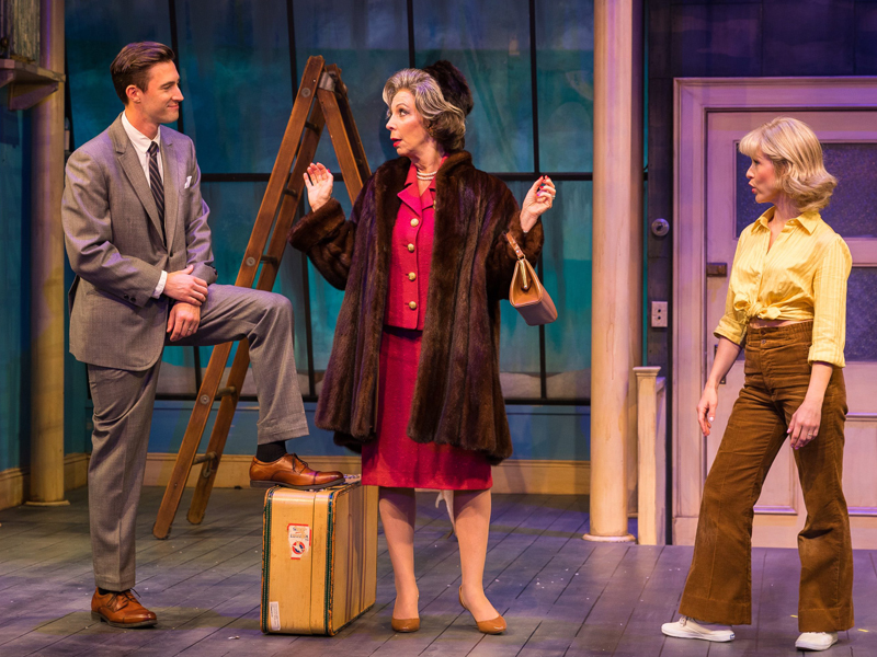 "Laguna Playhouse's ""Barefoot in the Park"" a Must"