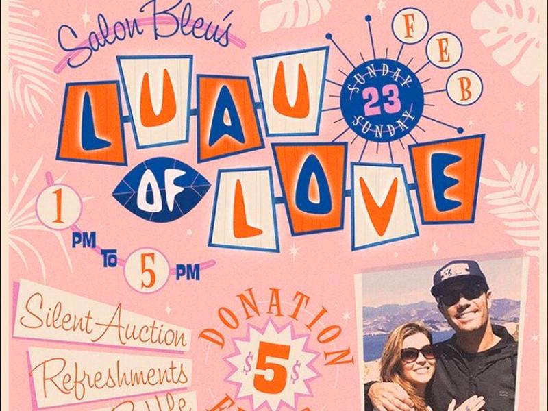 Big Fundraiser Keeps Getting Bigger This Sunday (Feb 23rd) for Adam & Rachel Bernstein