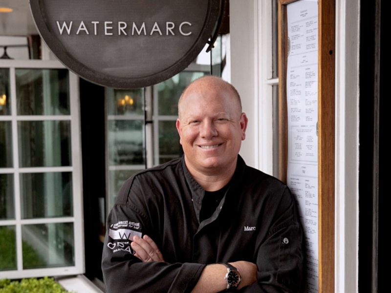 Chef Marc Cohen Permanently Closes Watermarc
