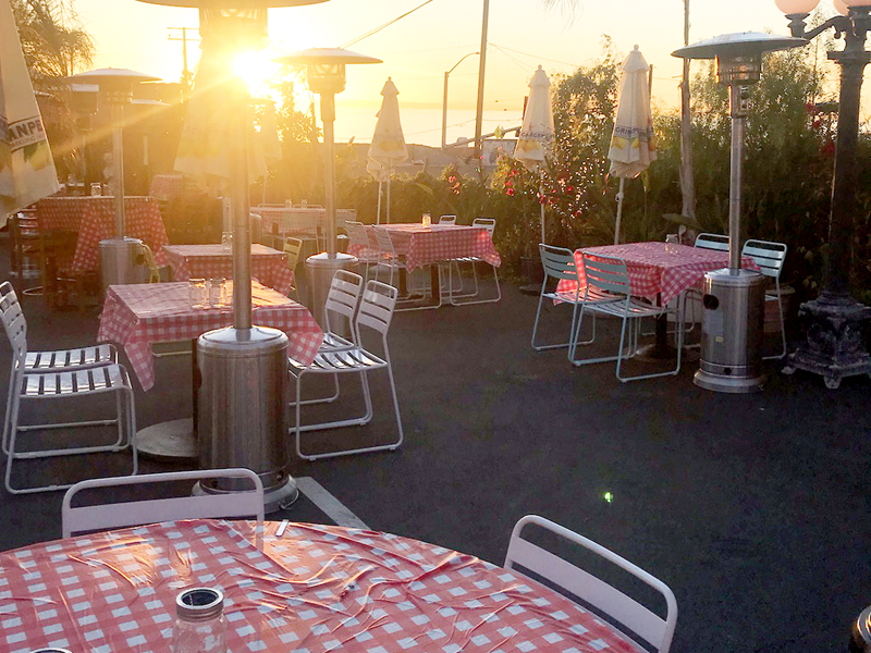 Restaurants Ready (Again) for Outdoor Dining