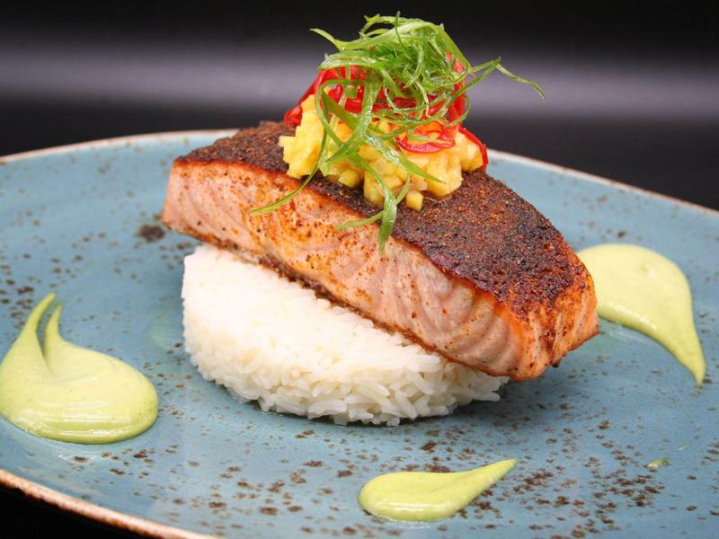 Laguna Chefs Share the Love with Valentine's Day Menus