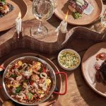 Comedor Offers Spanish Style Flair