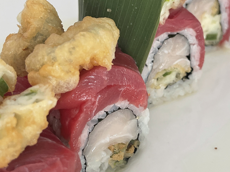 Seabutter is Melt-in-Your-Mouth Fresh Sushi