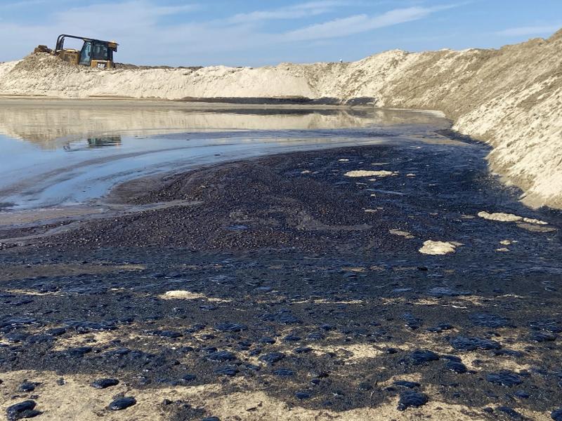 Oil Spill Closes Laguna City & County Beaches, DP Harbor and Newport Harbors Closed
